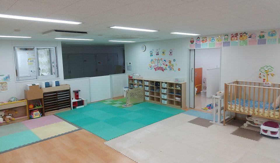 入間川病院保育室
